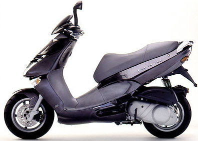 leonardo 250cc: