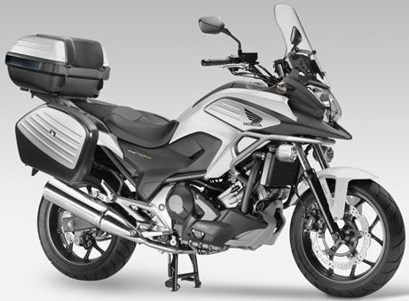NC 750 X Travel Edition Abs (2014-16)