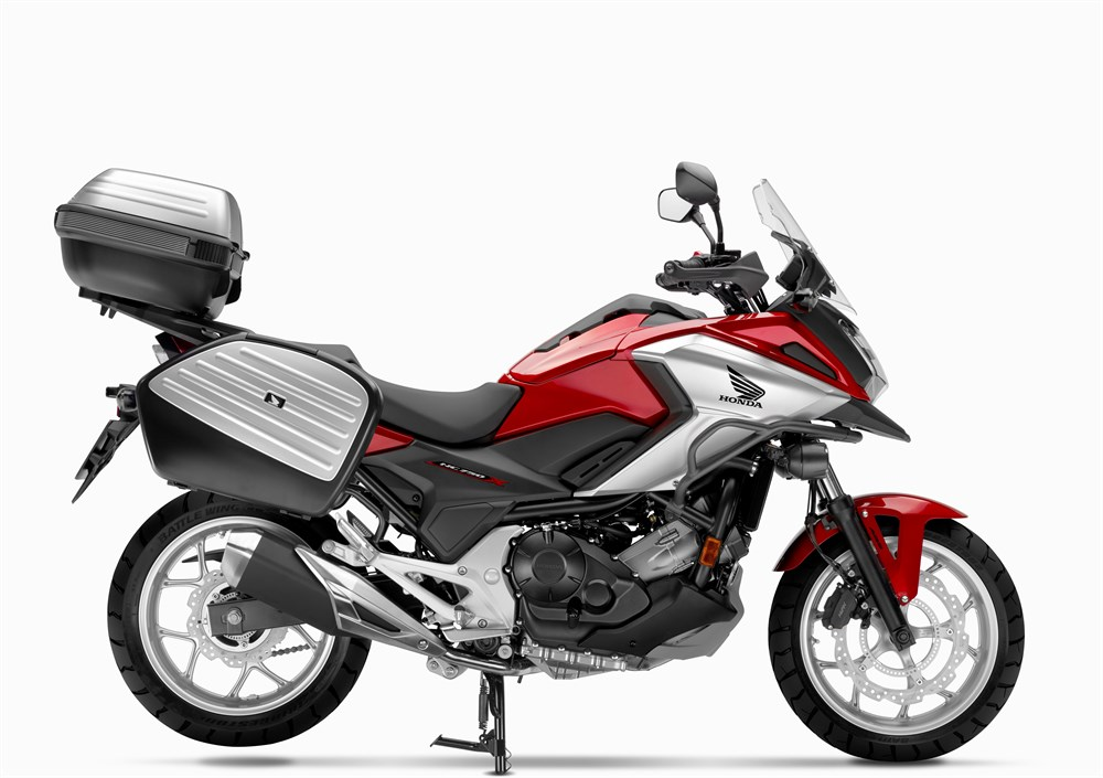 NC 750 X Travel Edition Abs (2016)