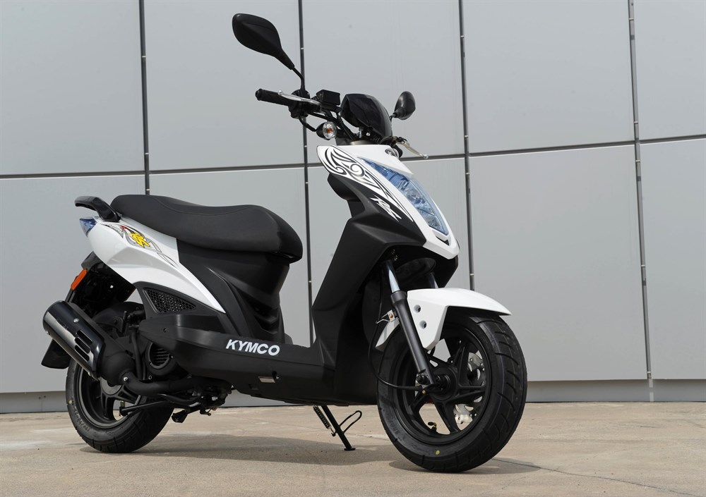 2014 Kymco Agility RS Naked 125 Gallery 546797 | Top Speed