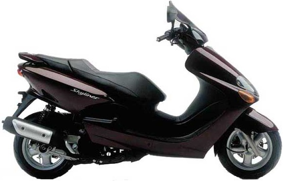 mbk skyliner 125 scooter mbk skyliner 125. Black Bedroom Furniture Sets. Home Design Ideas